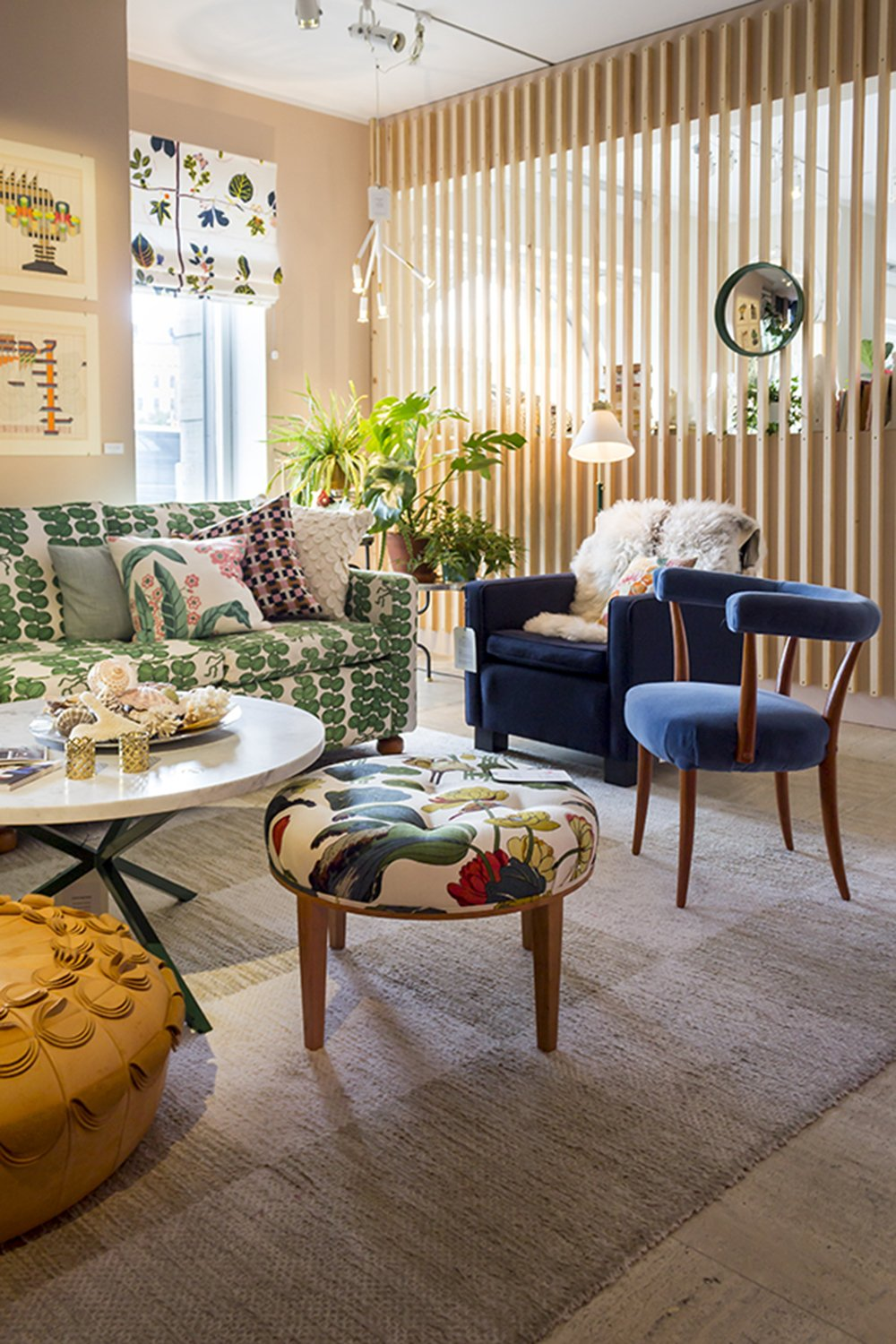 Svenskt Tenn in Stockholm /// More pictures on Interiorator.com