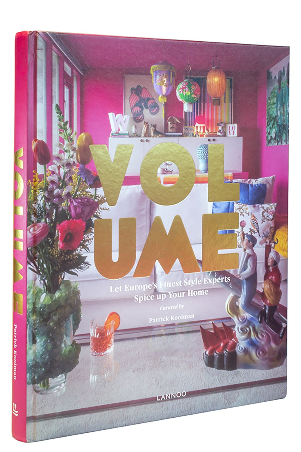 VOLUME - Let Europe's Finest Style Experts Spice up Your Home